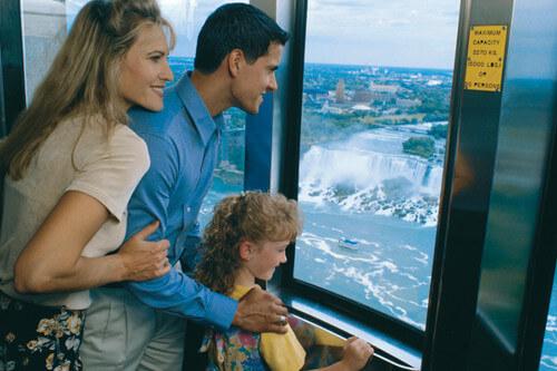Skylon Tower Observation Deck