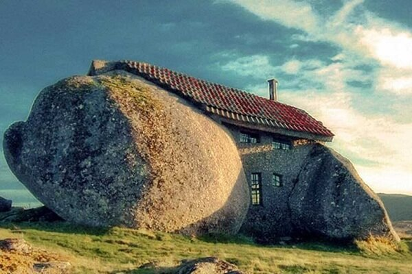 Stone House, Guimarães, Portugal