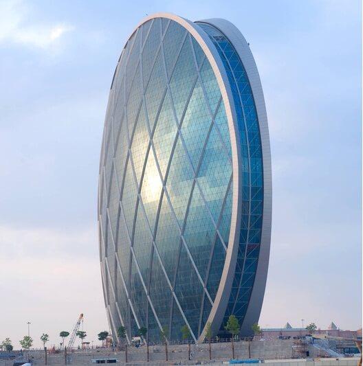 Aldar Headquarters - Abu Dhabi, UAE