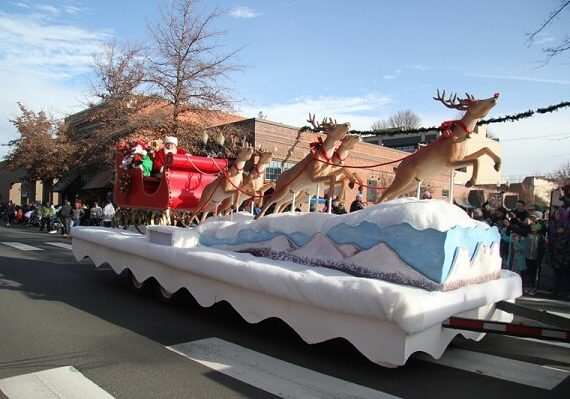 Bend OR Christmas Parade 2019: Tickets Prices, Route Map, Road Closure and Parking
