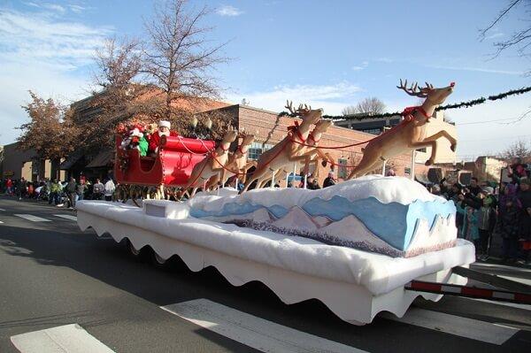Bend OR Christmas Parade