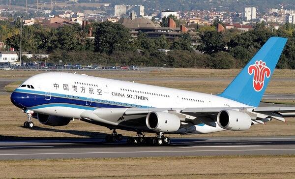 China Southern Airlines, China