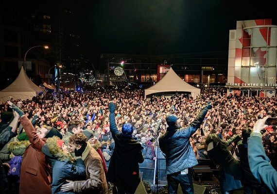 Concord's New Year's Eve Vancouver 2020: Party, Live Performance, Ticket Prices and More