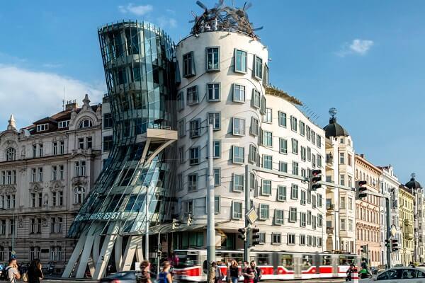 Dancing House - Prague, Czech Republic