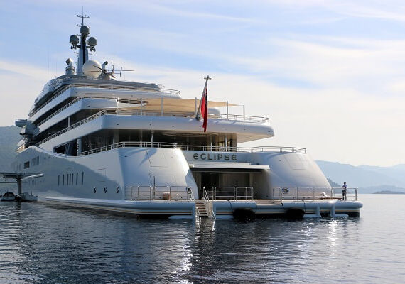 10 Most Expensive Yachts in the World [Owner Names Included]