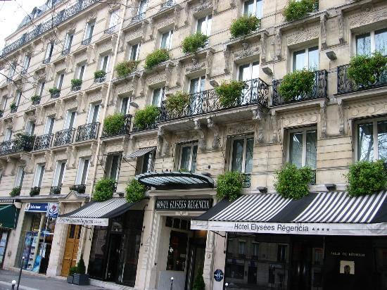 Elysées Régencia Paris