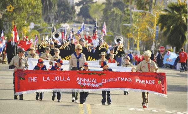 La Jolla Christmas Parade