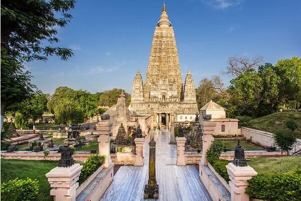 Mahabodhi Temple, Bodh Gaya, Bihar