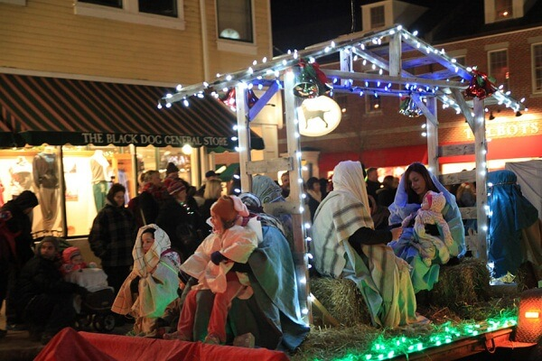 Mashpee Chamber Christmas Parade