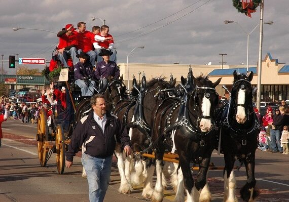 Norman Christmas Parade 2019: Ticket Prices, Route Map, Road Closure and More