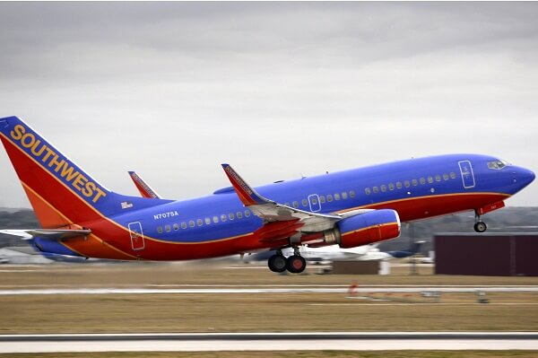 Southwest Airlines, USA