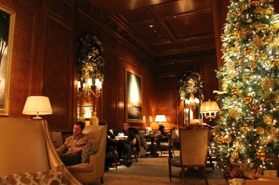 The Ritz-Carlton New York Central Park at Christmas