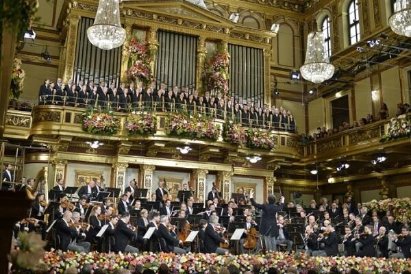 Wiener Philharmoniker New Year's Concert