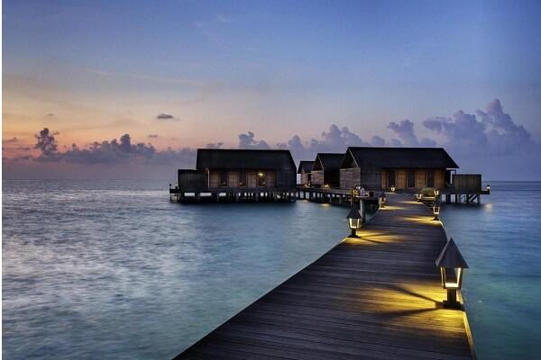 Gangehi Island Resort, Maldives