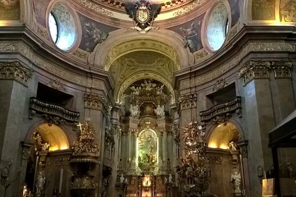 St. Peter's Church Vienna Christmas and New Year's Concert