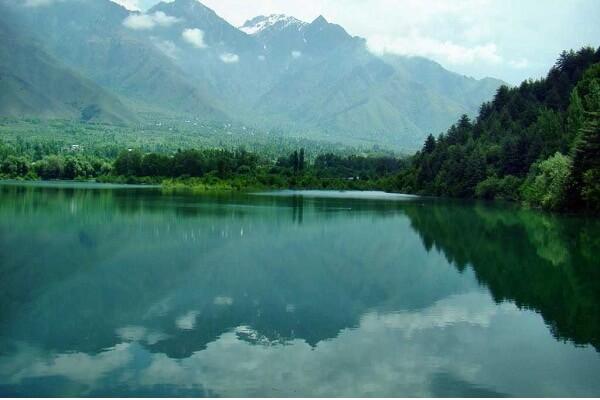 Bandipora Wular Lake