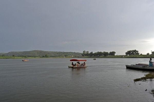 Damdama Lake Gurugram