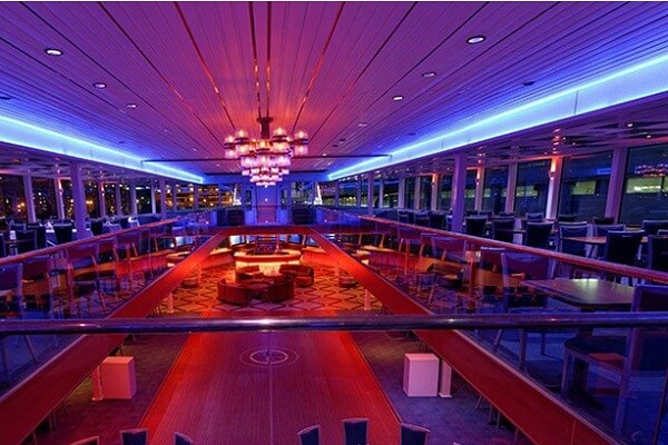 Infinity Yacht NYC New Year's Eve