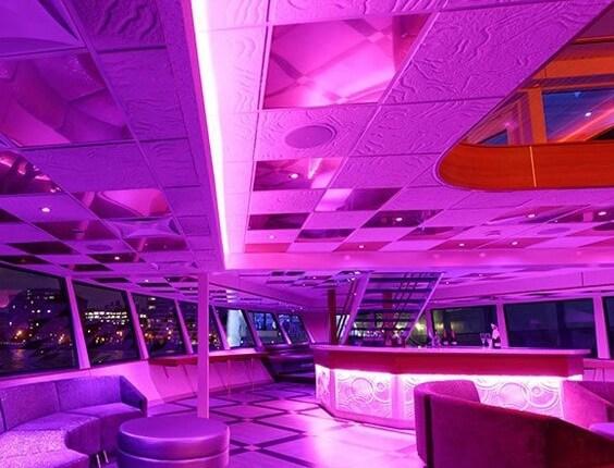 Infinity Yacht NYC NYE Celebrations