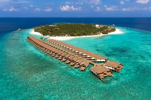 Reethi Faru Resort, Maldives