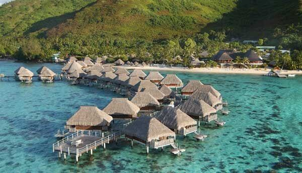 Royal Huahine Resort South Pacific