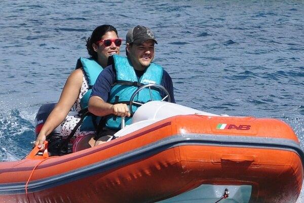 St Kitts Mini Speedboat Tour