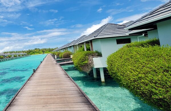 Sun Island Resort, Maldives