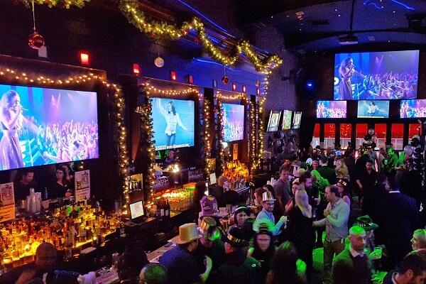 Tonic Bar Times Square