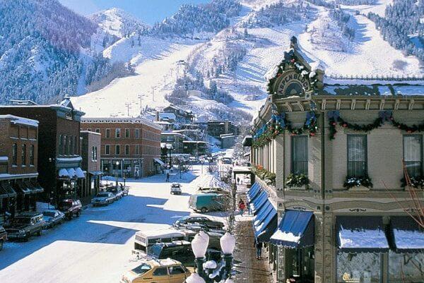 Winter Season in USA