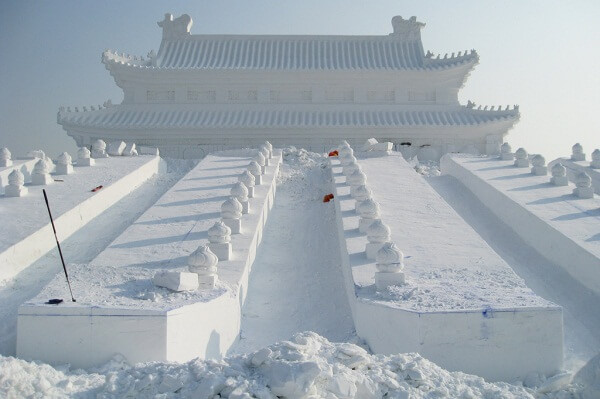 China in Winter
