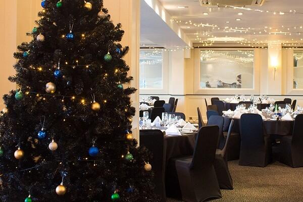 Christmas Break at Harbour Heights Hotel Dorset