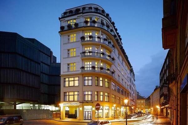 Astoria Hotel Prague