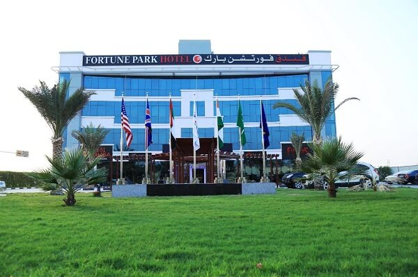 Fortune Park Hotel Dubai Investment Park