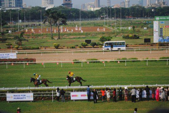 Mahalaxmi Racecourse Mumbai