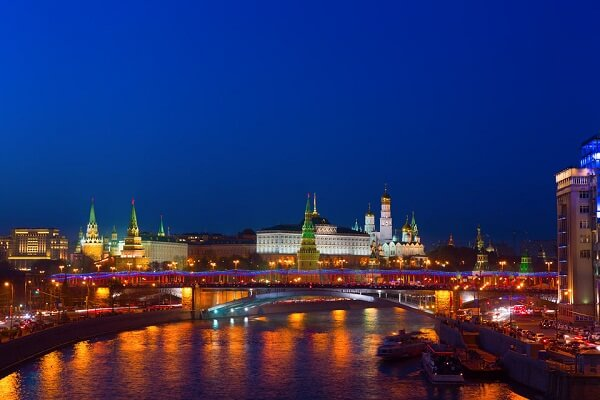 Moscow New Year's Eve Cruise Party