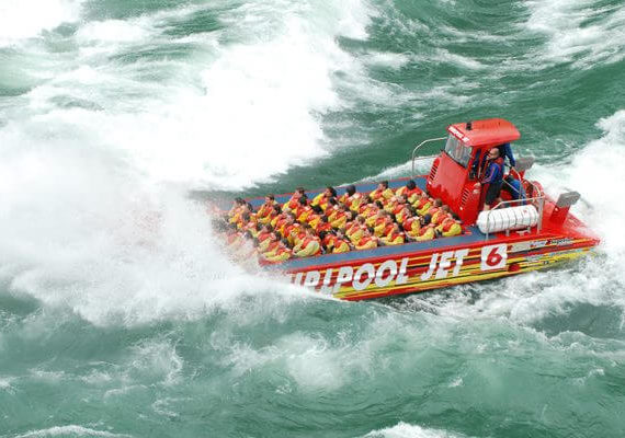 Whirlpool Jet Boat Tours Niagara Falls: Ticket Prices, Dates 2019, Safety