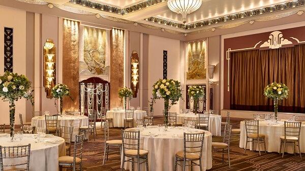 Ballroom @ Sheraton Grand London Park Lane