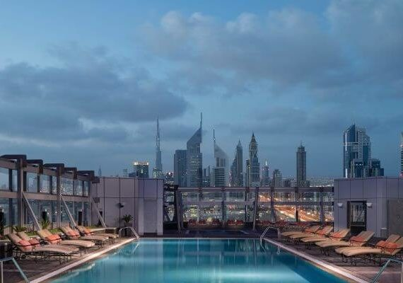 Best Hotel Apartments to Stay in Dubai for New Year's Eve Holiday [Best Guide]