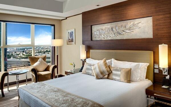 Club Room at Grand Millennium Dubai