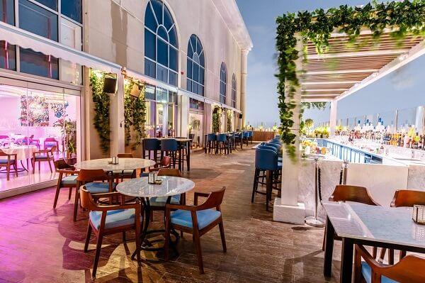 Hilton Dubai Al Habtoor City New Years Eve Party