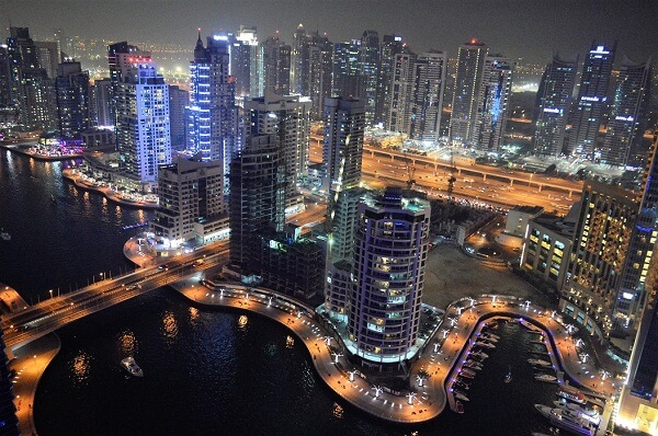 InterContinental Dubai Marina Hotel