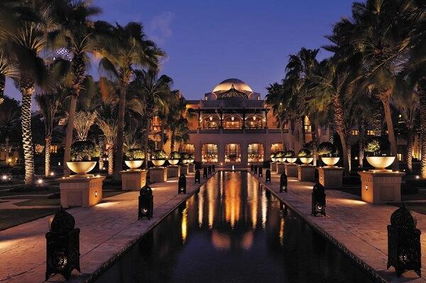One&Only Resort Royal Mirage Dubai