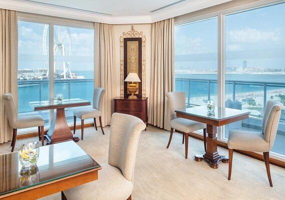 Sheraton Jumeirah Beach Resort New Year's Eve 2020: Most Luxurious Hotel in Dubai