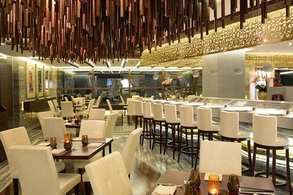 Toshi Restaurant at Grand Millennium Dubai