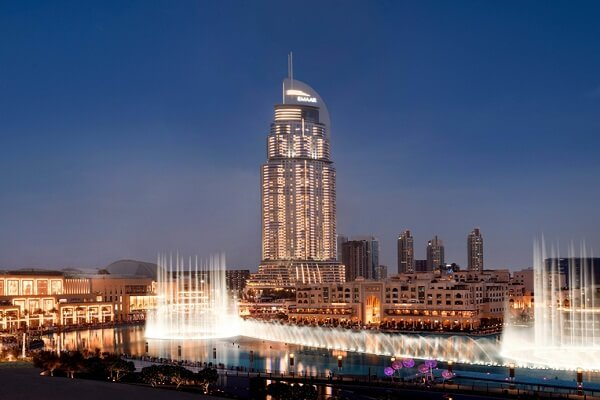 Address Downtown New Year's Eve 2020: Best Luxury Hotel in Dubai for Celebration