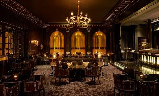 Beaufort Bar at The Savoy London