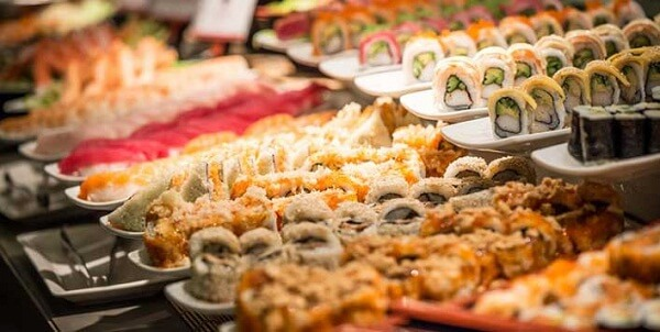 Grand Buffet Dinner for New Years Eve at Grand Millennium Dubai