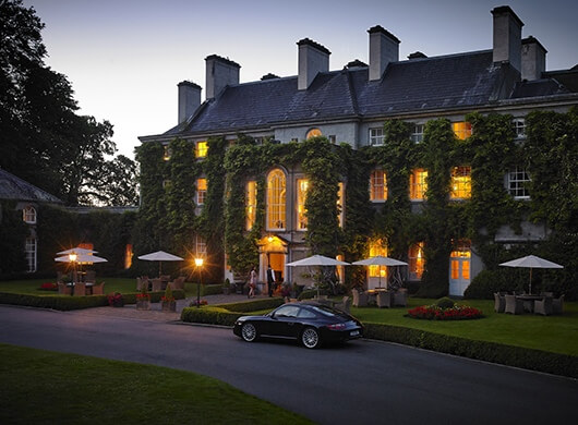 Christmas at Mount Juliet Kilkenny