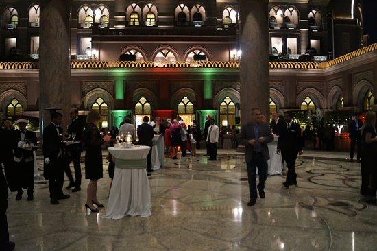 Christmas Eve Cocktail @ Emirates Palace Hotel Abu Dhabi