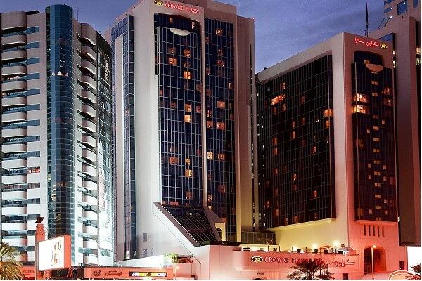 Crowne Plaza Dubai Sheikh Zayed Road